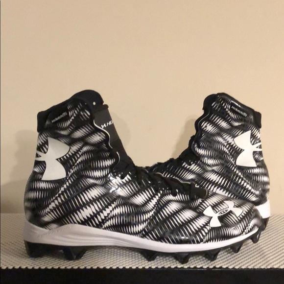 9144776cdd01 Under Armour Shoes   Highlight Rm Football Cleats Size 13   Poshmark